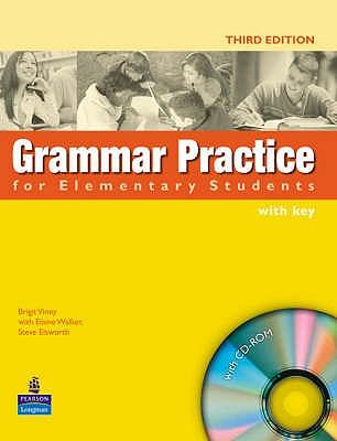 Grammar Practice for Elementary Student Book with Key Pack - Elsworth, Steve, and Walker, Elaine