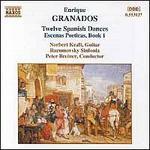Granados: Twelve Spanish Dances; Escenas Poeticas, Book 1