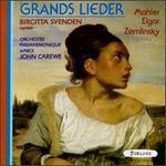 Grands Lieder
