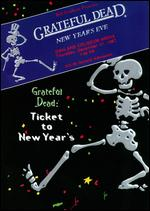 Grateful Dead: Ticket to New Year's Eve Concert - Len dell'Amico