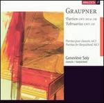 Graupner: Partien GWV 103 & 150 (from Partitas for Harpsichord, Vol. 3); Februarius GWV 110