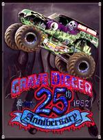 Grave Digger: 25th Anniversary
