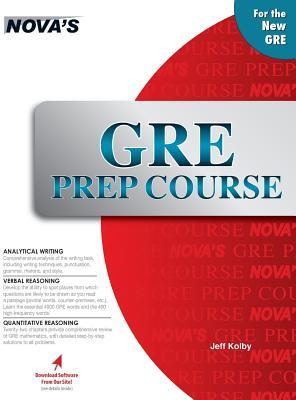 GRE Prep Course - Kolby, Jeff