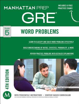 GRE Word Problems - Manhattan Prep