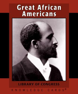 Great African Americans Knowledge Cards - Pomegranate Communications (Manufactured by)