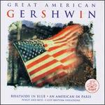 Great American Gershwin - Leonard Pennario (piano); Russ Cheevers (clarinet); Shelly Manne (drums); Hollywood Bowl Orchestra