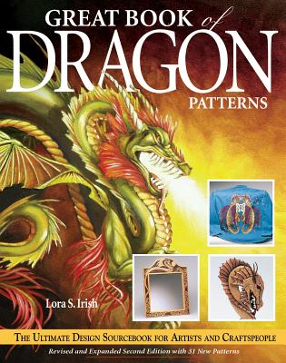 Great Book of Dragon Patterns - Irish, Lora