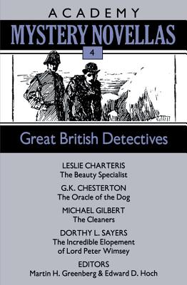 Great British Detectives: Academy Mystery Novellas - Hoch, Edward D (Editor), and Greenberg, Martin (Editor)