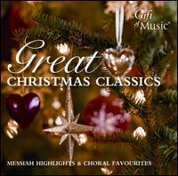 Great Christmas Classics - Ama Deus Ensemble; David Price (tenor); Elisabeth Speiser (soprano); Erich Majkut (tenor); Gertraud Stocklassa (soprano);...