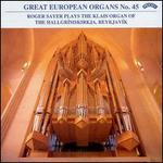 Great European Organs No. 45