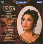 Great Hungarian Voices: Veronika Kincses