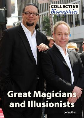 Great Magicians and Illusionists - Allen, John