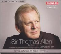 Great Operatic Arias - Brindley Sherratt (bass); Charles Kilpatrick (staging); Janice Watson (soprano); Thomas Allen (baritone);...