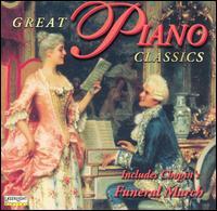 Great Piano Classics - Daniel Gerard (piano); Istvan Szekely (piano); Ivo Pogorelich (piano); Jenö Jandó (piano); Peter Rösel (piano); Stanislav Bunin (piano); Vienna Mozart Ensemble; Budapest Symphony Orchestra