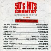 Great Records of the Decade: 50's Hits Country, Vol. 1 - Various Artists