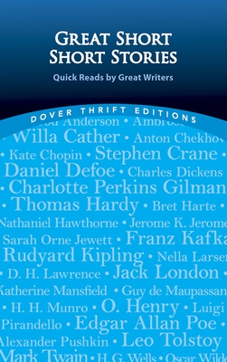 Great Short Short Stories: Quick Reads by Great Writers - Negri, Paul