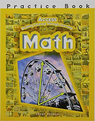 Great Source Access ESL: Practice Book Grades 6 - 8 - Great Source (Prepared for publication by)