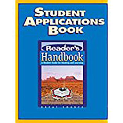 Great Source Reader's Handbooks: Student Edition Handbook Grade 9 2003 - Klemp, Ron