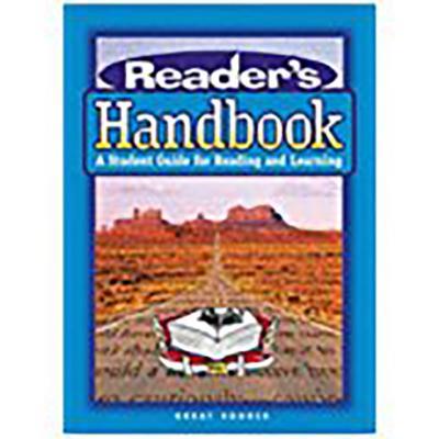 Great Source Reader's Handbooks: Teacher's Guide Grade 9 2002 - Klemp, Ron, and Schwartz, Wendell, and Burke, Jim