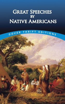 Great Speeches by Native Americans - Blaisdell, Bob (Editor)