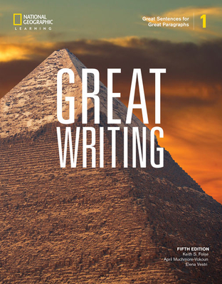 Great Writing 1: Great Sentences for Great Paragraphs - Folse, Keith S, and Solomon, Elena Vestri, and Muchmore-Vokoun, April