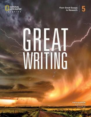 Great Writing 5: From Great Essays to Research - Folse, Keith S, and Pugh, Tison