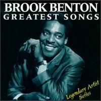 Greatest Hits [Curb] - Brook Benton