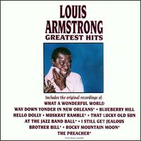 Greatest Hits [Curb] - Louis Armstrong
