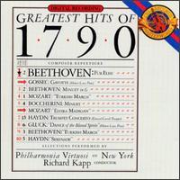 Greatest Hits Of 1790 - Chick Corea (piano); Edward Carroll (trumpet); Hubert Laws (flute); Members of the Philharmonia Virtuosi;...