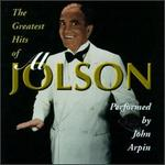 Greatest Hits of Al Jolson