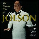 Greatest Hits of Al Jolson