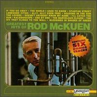 Greatest Hits, Vol. 1 - Rod McKuen