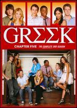 Greek: Chapter Five - The Complete 3rd Season [6 Discs]