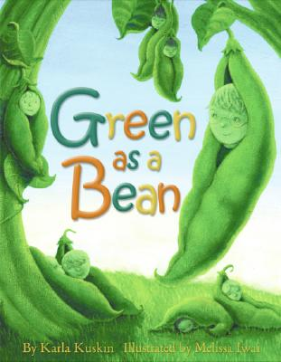 Green as a Bean - Kuskin, Karla