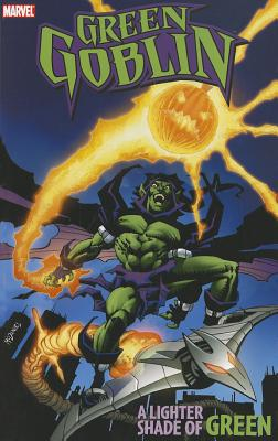 Green Goblin: A Lighter Shade of Green - DeFalco, Tom (Text by), and Kavanagh, Terry (Text by)