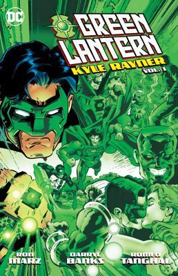 Green Lantern: Kyle Rayner Vol. 1 - Marz, Ron