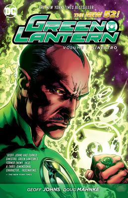 Green Lantern Vol. 1: Sinestro (The New 52) - Johns, Geoff
