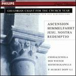Gregorian Chant for the Church Year: Ascension