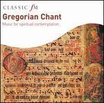 Gregorian Chant: Music for Spiritual Contemplation
