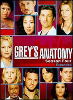 Grey's Anatomy: The Complete Fourth Season [5 Discs] -