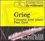 Grieg: Concerto pour piano; Peer Gynt
