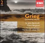 Grieg: Orchestral Works - Daniel Adni (piano)