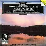Grieg: Peer Gynt Suites; Holberg Suite; Jean Sibelius: Finlandia; Valse triste