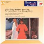 Grieg: Peer Gynt Suites Nos. 1 & 2; Norwegian Dance No. 2; Homage March