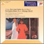 Grieg: Peer Gynt Suites Nos. 1 & 2; Norwegian Dance No. 2; Homage March