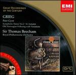 Grieg: Peer Gynt: Symphonic Dance No. 2; In Autumn; Old Norwegian Folksong with Variations