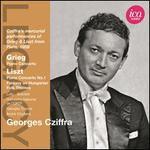 Grieg: Piano Concerto; Liszt: Piano Concerto No. 1; Etc.