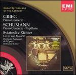 Grieg: Piano Concerto; Schumann: Piano Concerto; Papillons