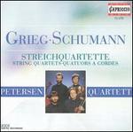 Grieg, Schumann: String Quartets