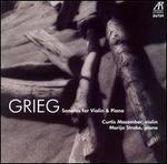 Grieg: Sonatas for Violin & Piano